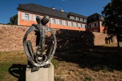 Symbol der Partnerschaft Garango-Ladenburg