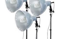 Kaltlichtleuchten-Set