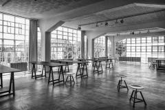 Werkhalle Bauhaus Dessau