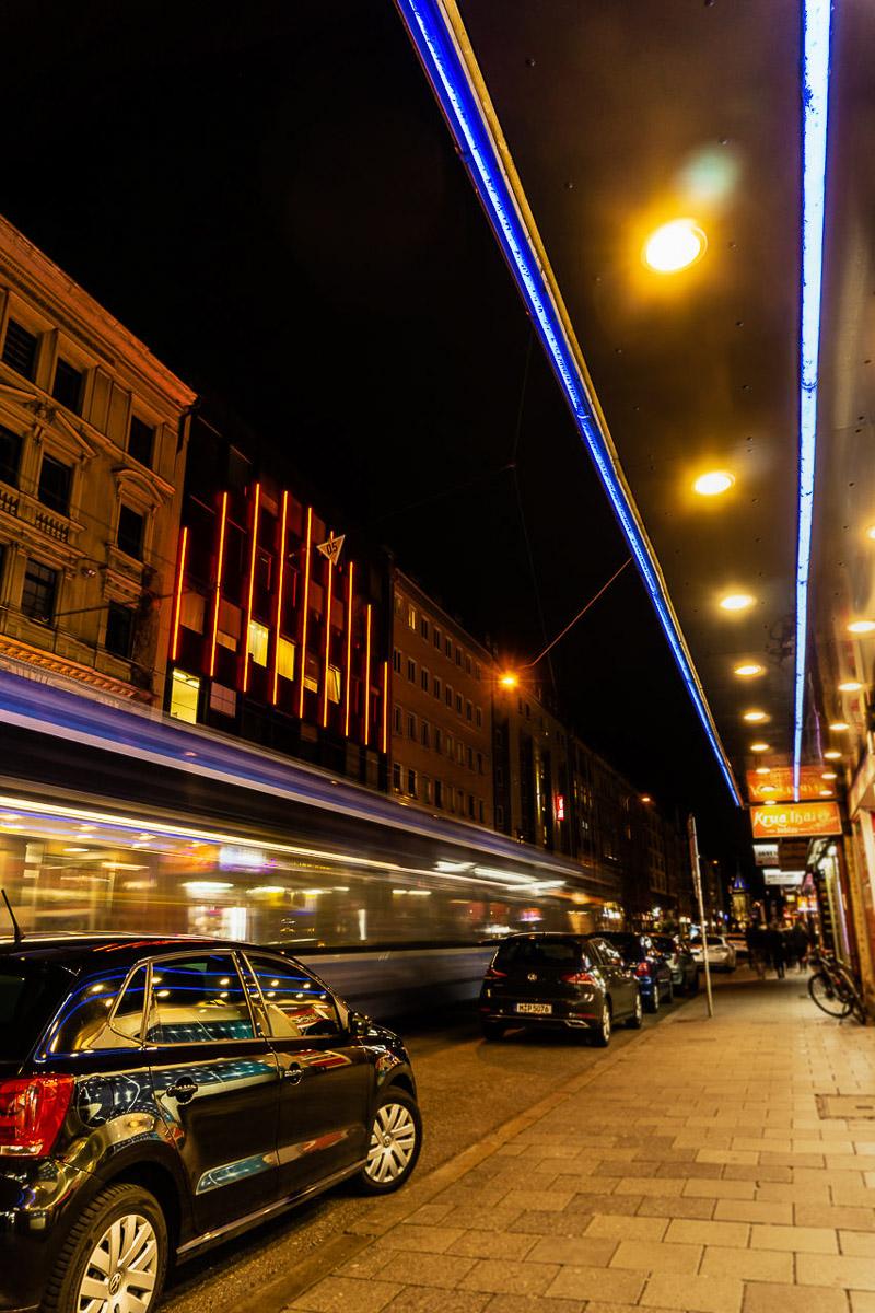 Dachauer bei Nacht (Foto: Reiner Gruhle)