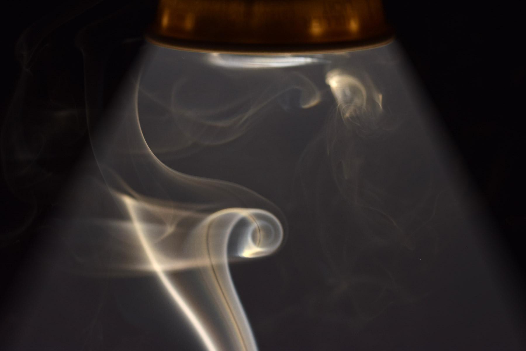 Rauch oder Dunst (Foto: Peter Stollenmayer)