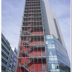 Büroturm (Foto: Rolf Braumann)