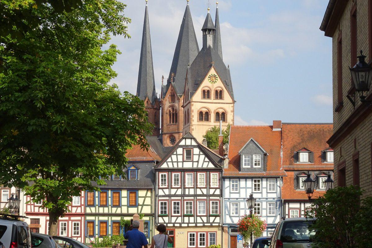 Fotospaziergang Gelnhausen