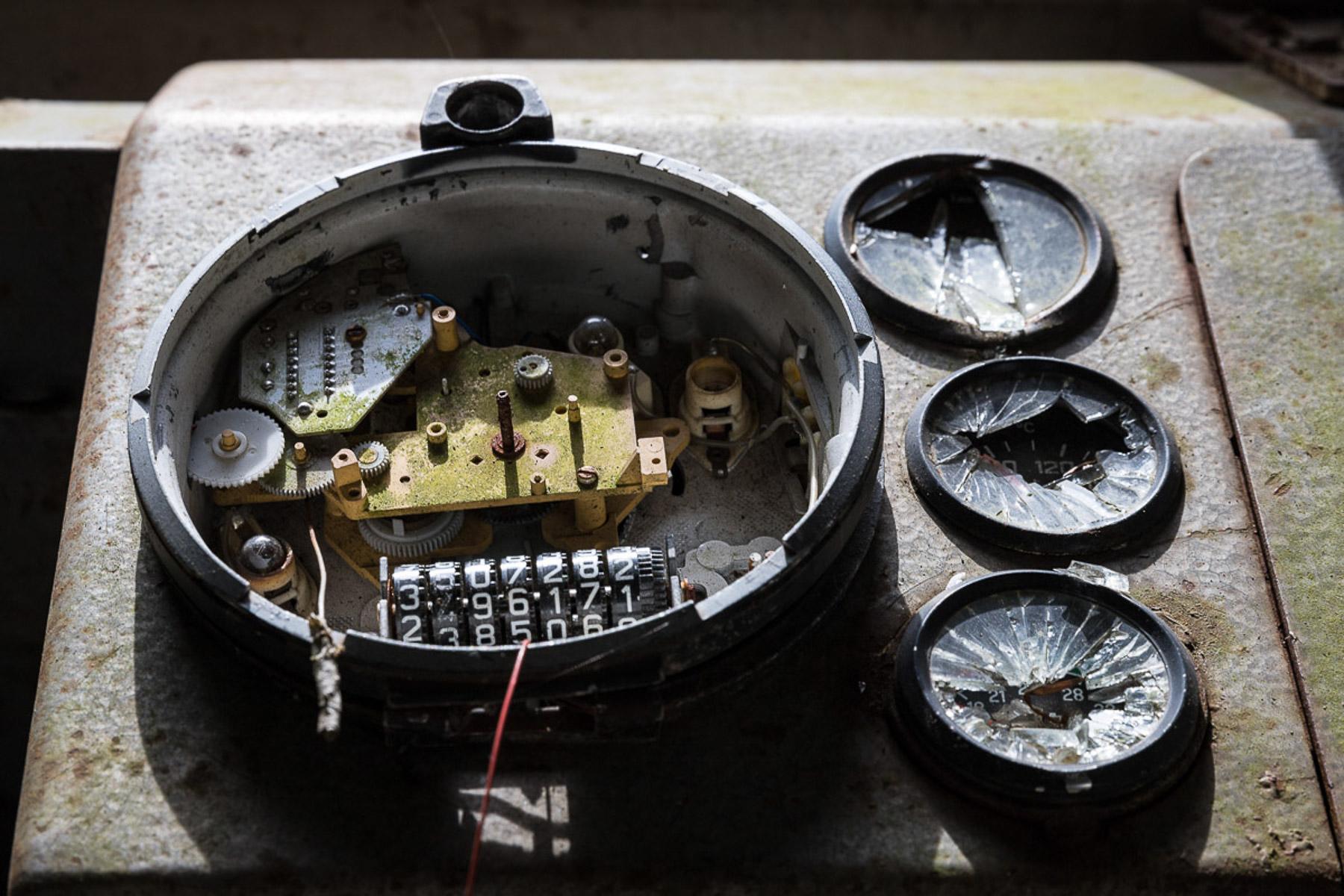 Instrument (Foto: Monika Seidel)
