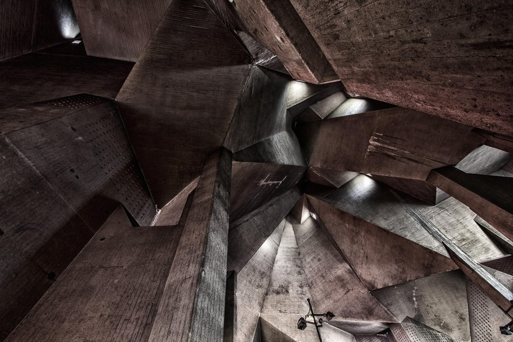 Wallfahrtskirche Neviges (Foto: Monika Seidel)