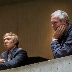 """""""Günther"""" und Werner """" Neanderthalmuseum (Foto: Monika Seidel)"""