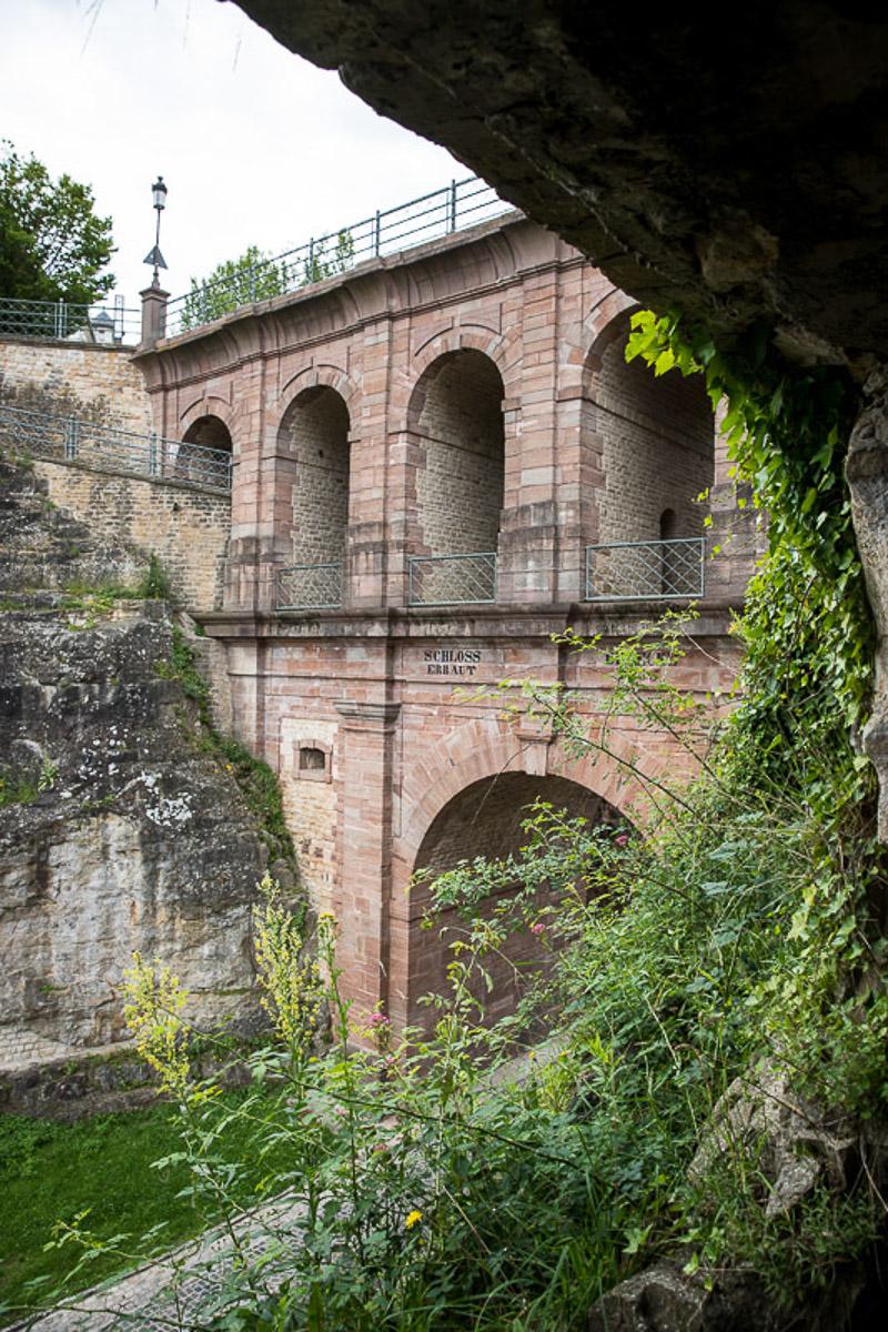 Schlossbrücke (Foto: Monika Seidel)