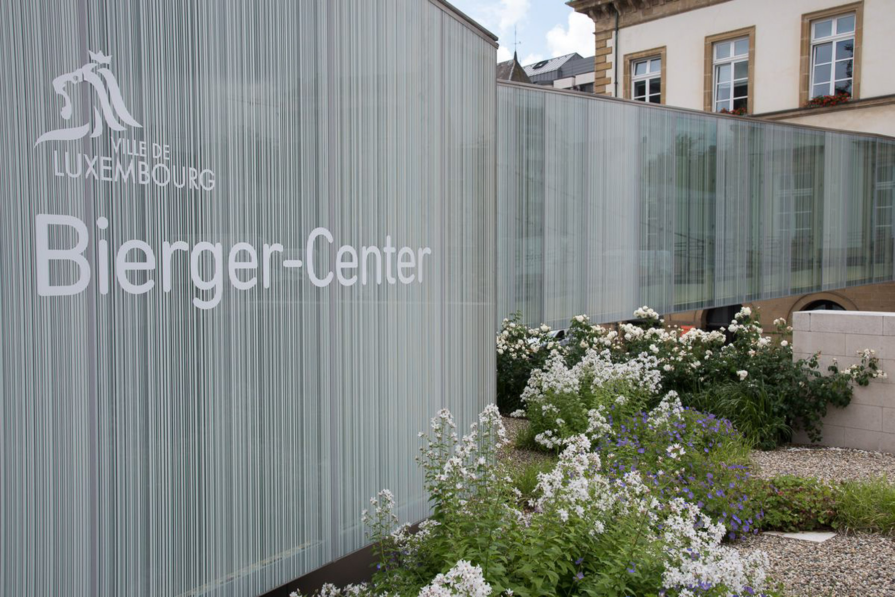 Bürgerzentrum (Foto: Danielle Switala)