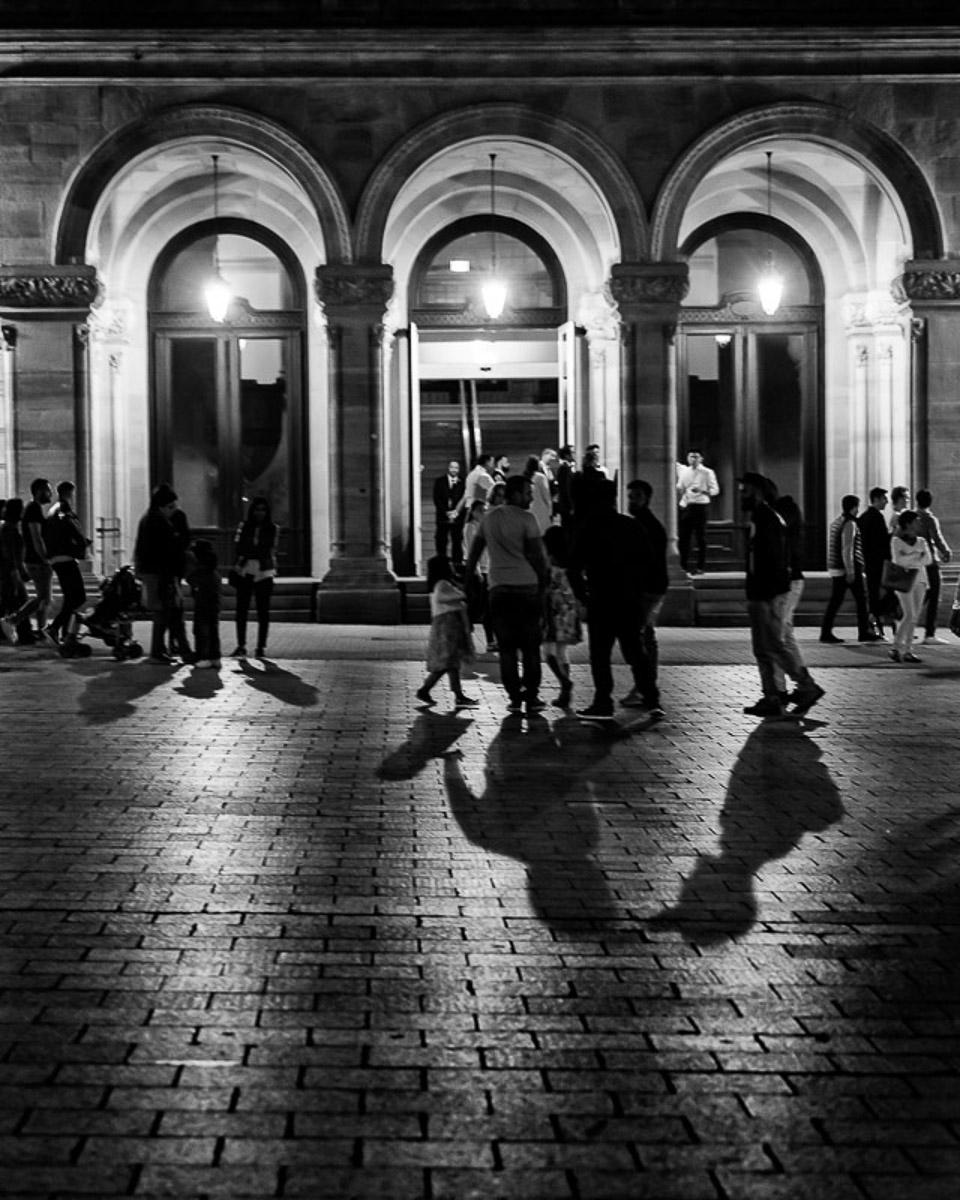 Schattenspiele (Foto: Monika Seidel)