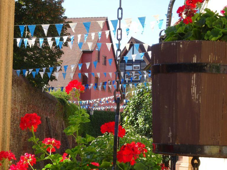 Historischer Fotospaziergang in Ladenburg