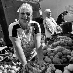 Marktfrauen (Foto: Monika Seidel)