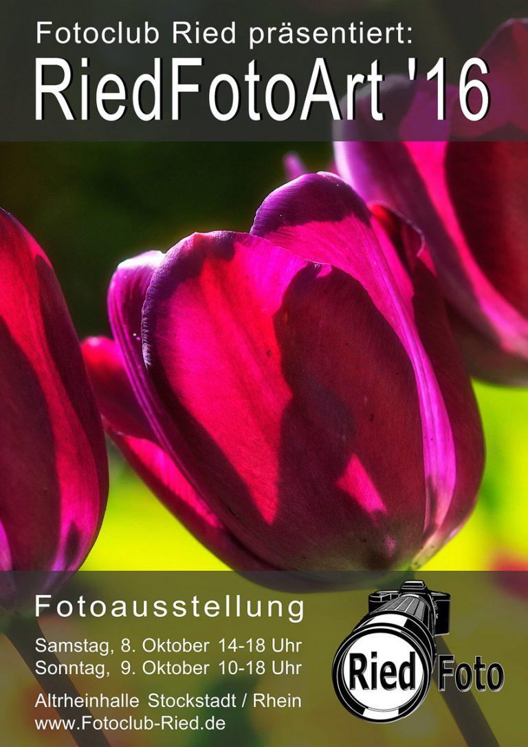 RiedFotoArt '16 – Rückblick