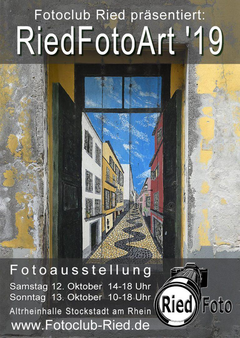 RiedFotoArt '19 – Rückblick
