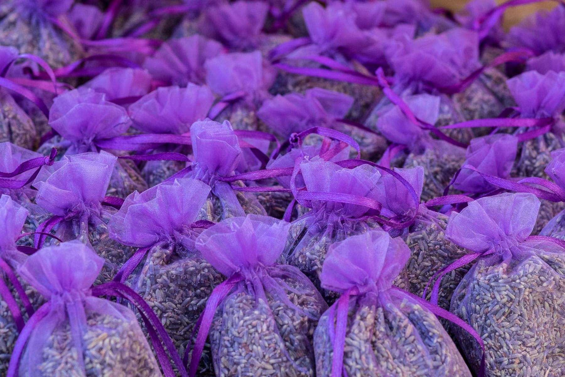 Lavendelsäckchen (Foto: Reiner Gruhle)