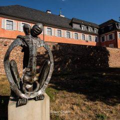 Symbol der Partnerschaft Garango-Ladenburg (Foto: Reiner Gruhle)