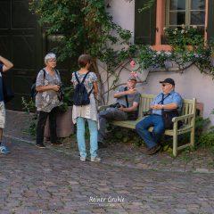 Die Ruhebank (Foto: Reiner Gruhle)