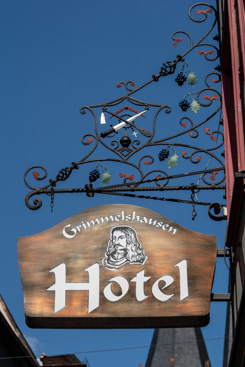 Hotel Grimmelshausen (Foto: Reiner Gruhle)