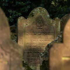 Jüdischer Friedhof (Foto: Reiner Gruhle)