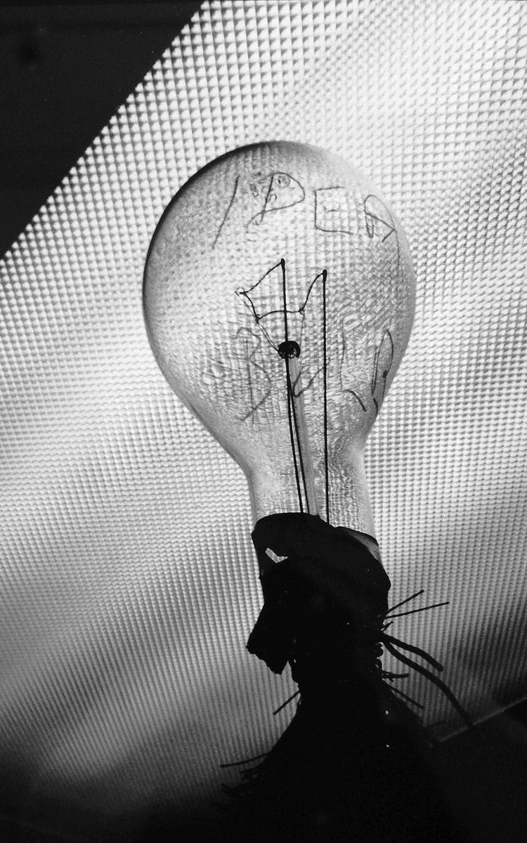 Glühbirne (Foto: Olaf Nagel)