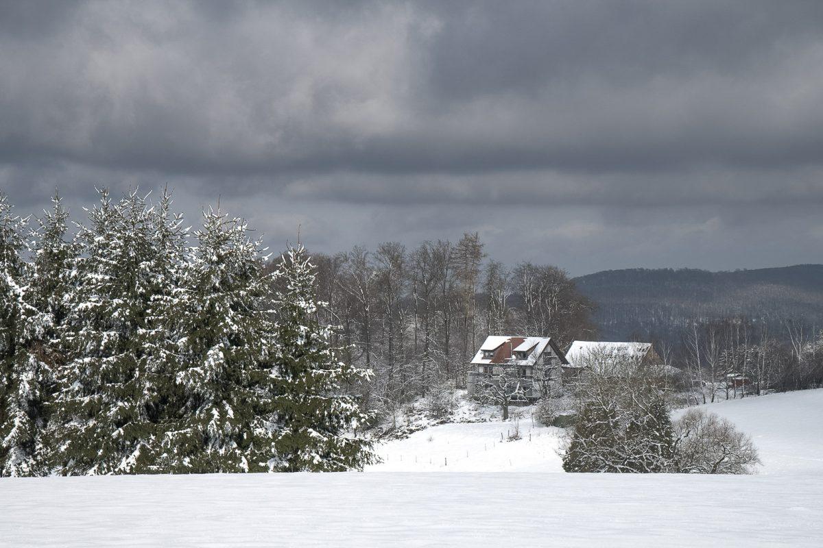 Mach was draus: Kuralpe im Schnee (Daniele Switala)