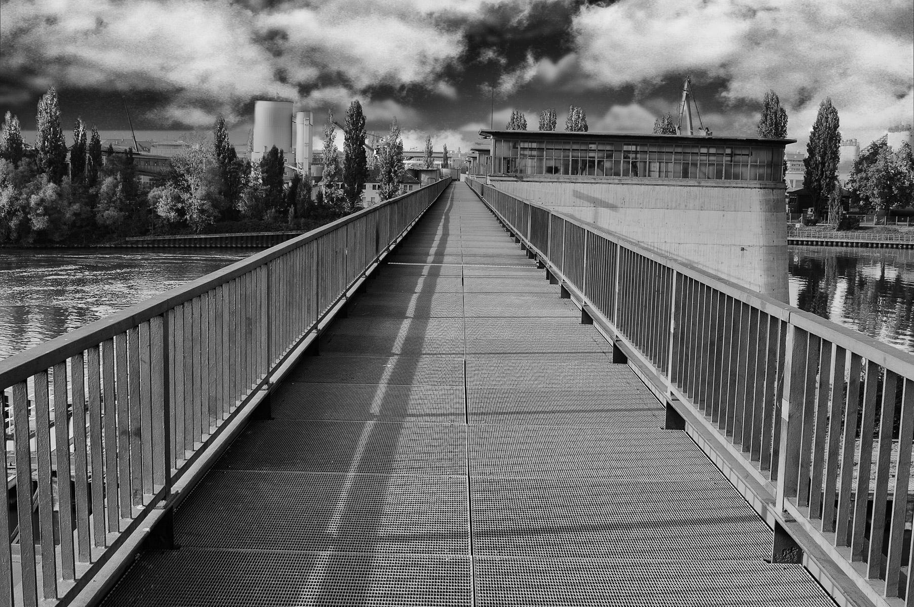 Schattenlinie (Foto: Reiner Gruhle)