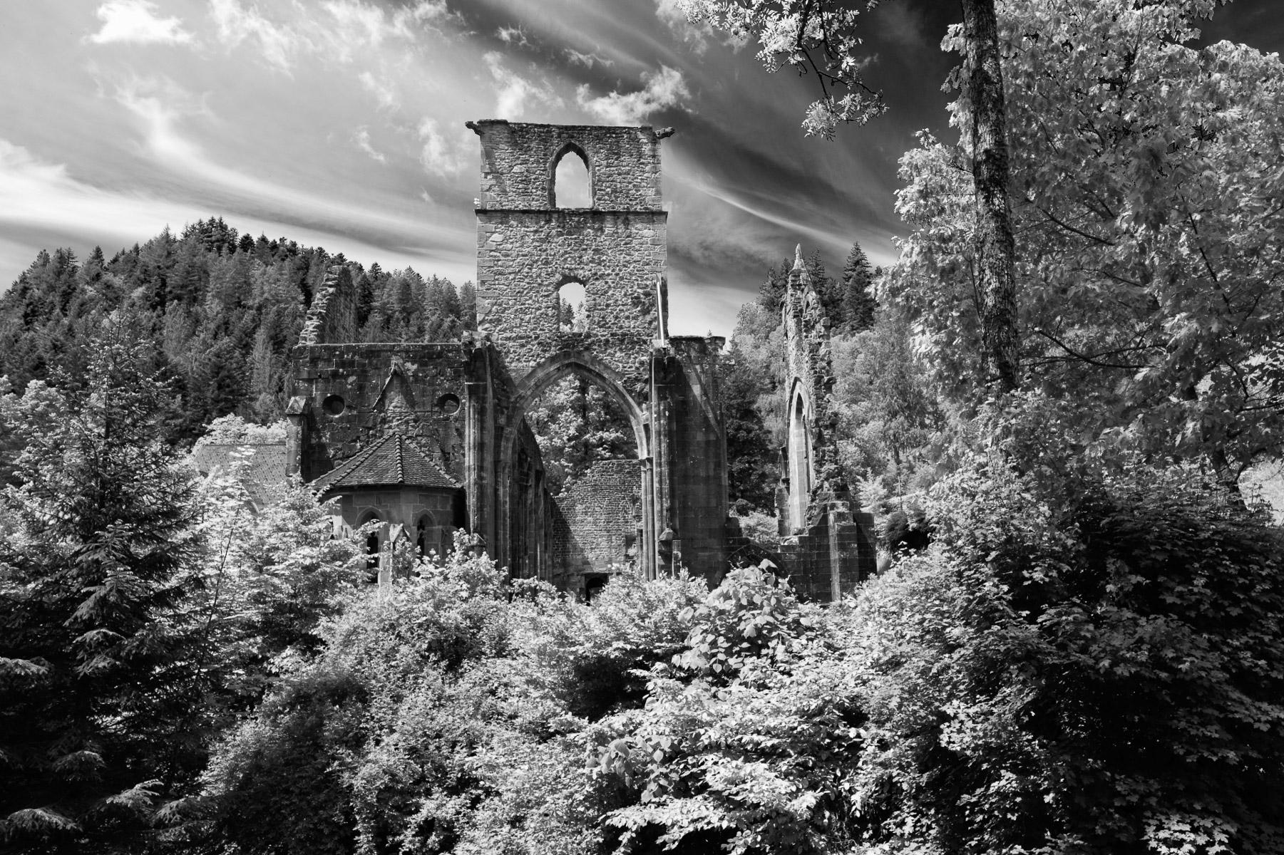 Klosterruine Allerheiligen (Foto: Danielle Switala)