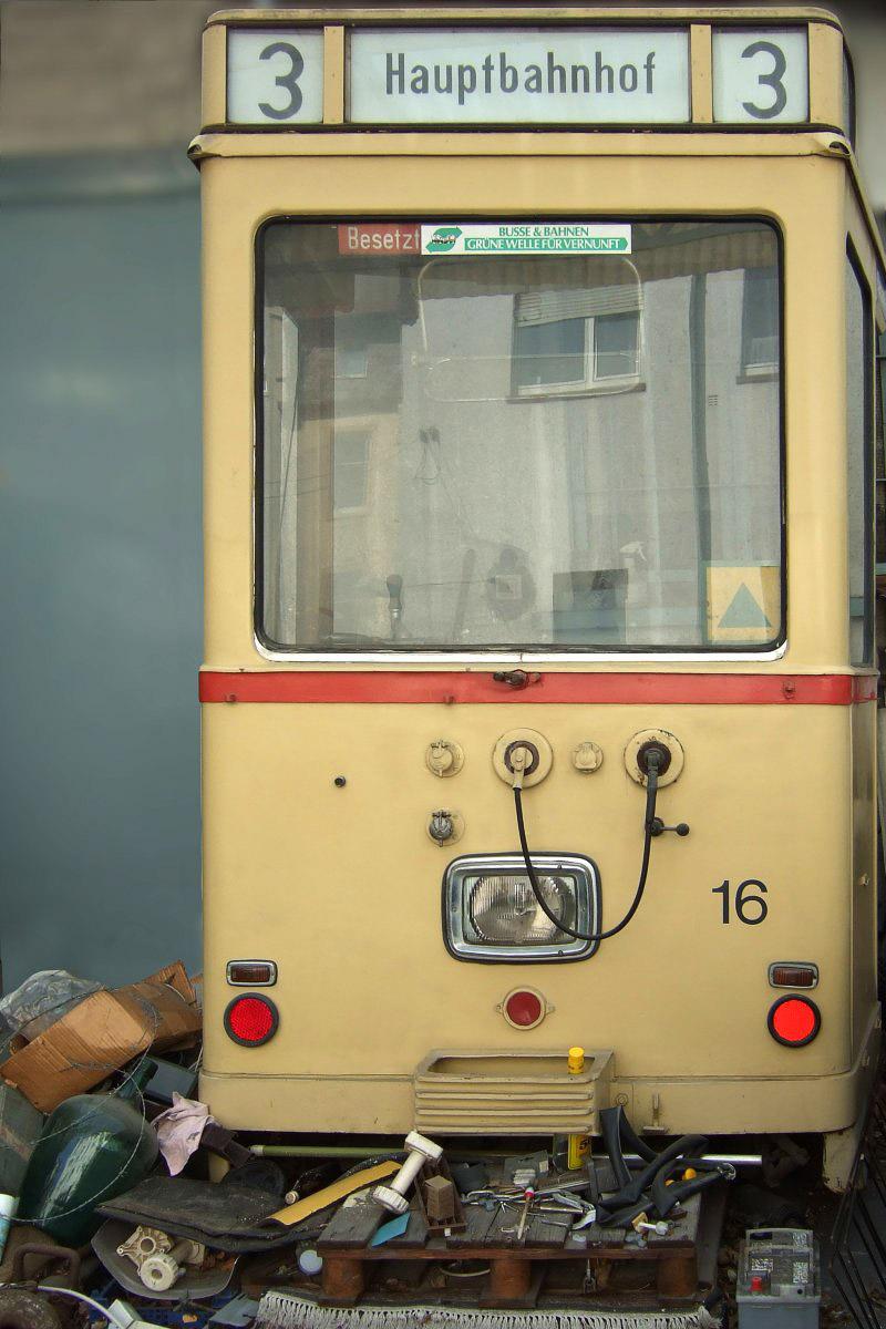 Linie 3 (Foto: Werner Otterbach)