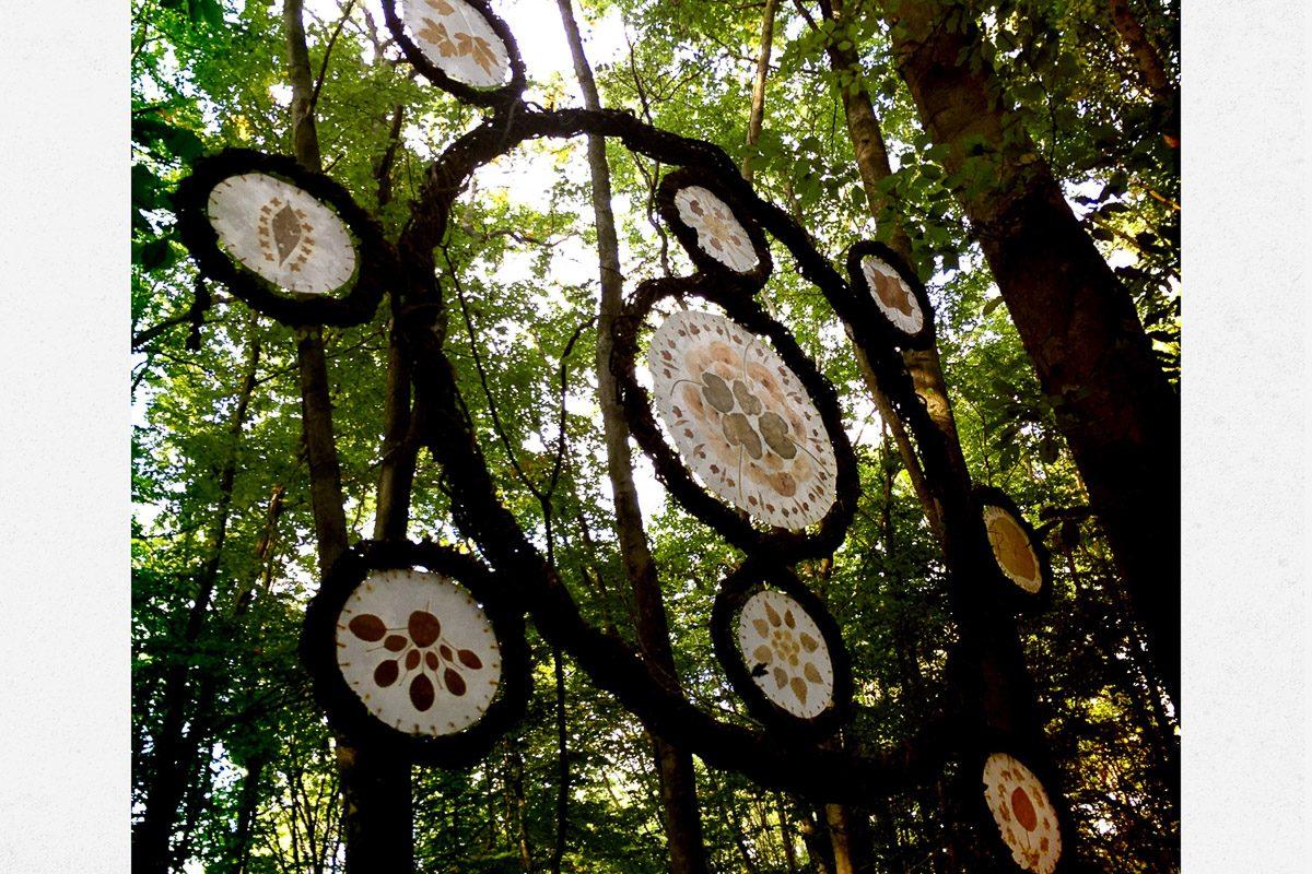 Waldkunstpfad Reloaded