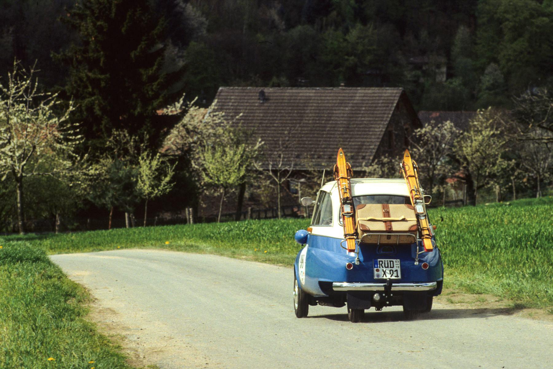 Auf großer Fahrt (Foto: Werner Otterbach)