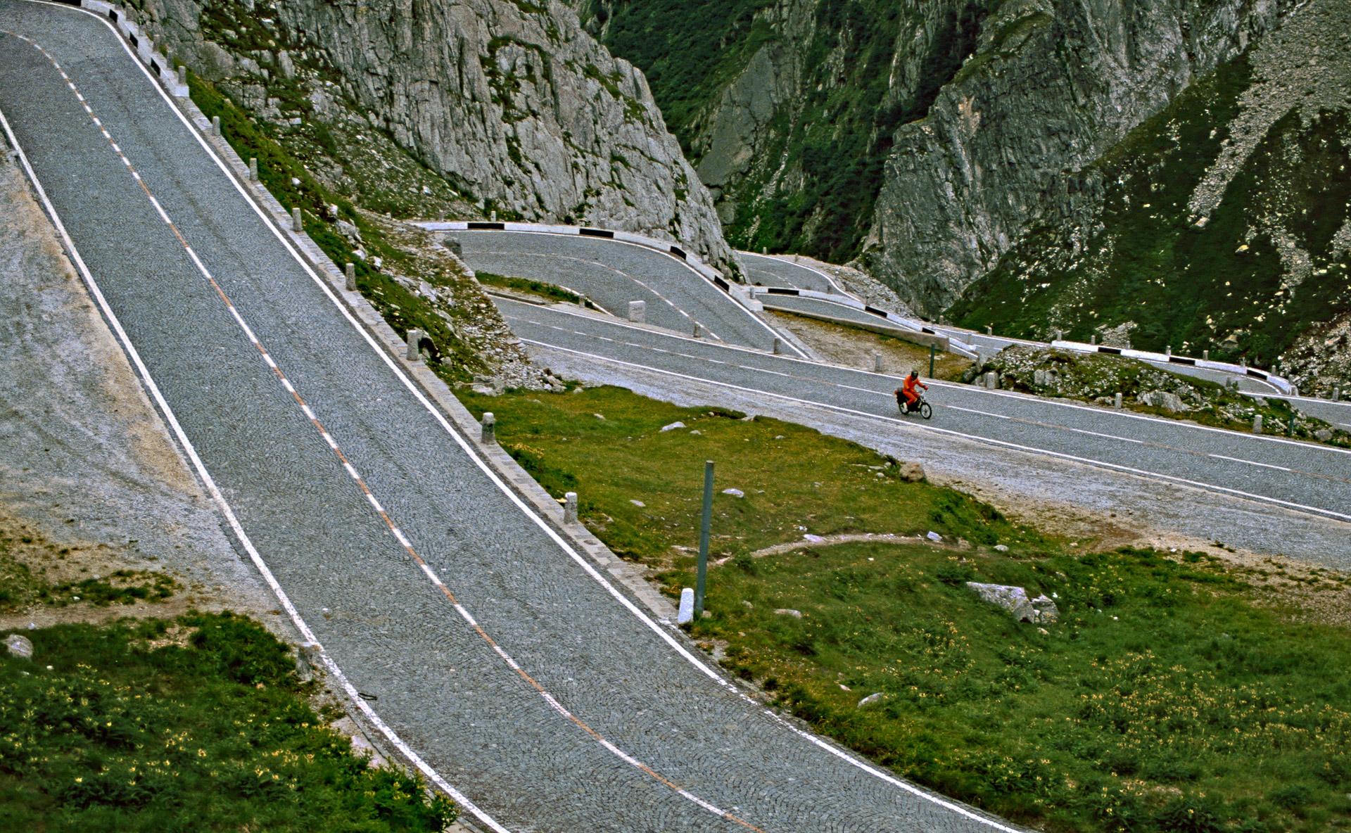 Gotthard-Pass (Foto: Peter Roth)