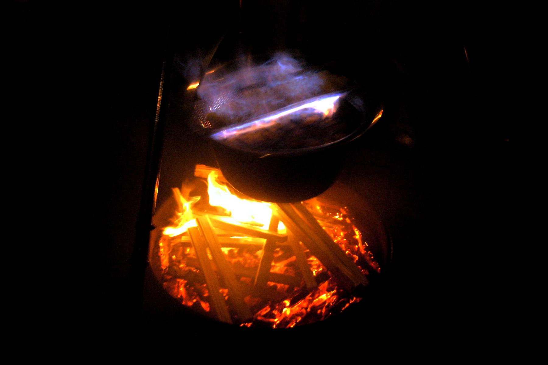Feuerzangenbowle (Foto: Peter Roth)